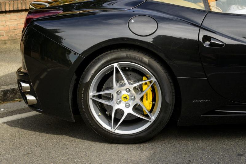 Voitures de luxe protection carrosserie