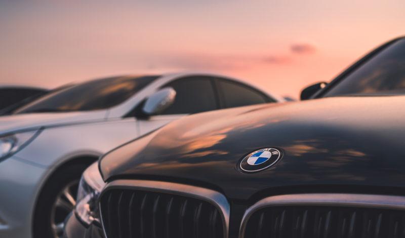 Carrosserie voiture de luxe protection