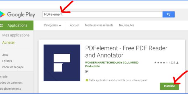 La solution idéal pour modifier et créer des fichiers PDF
