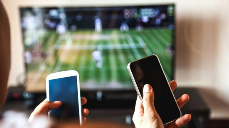 Paris sportifs sur smartphones