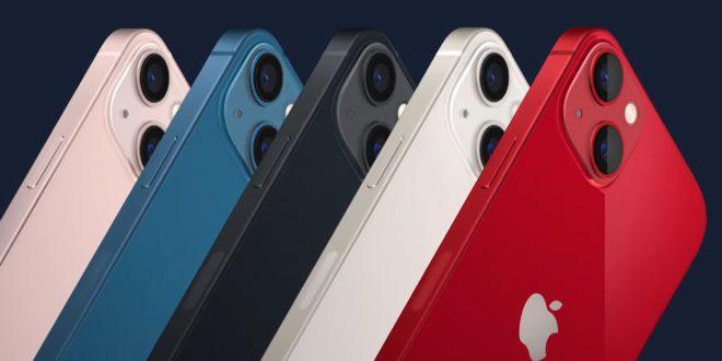Tout savoir sur l'iPhone 13