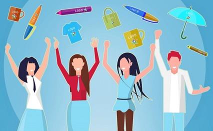 la culture du travail avec le merchandising