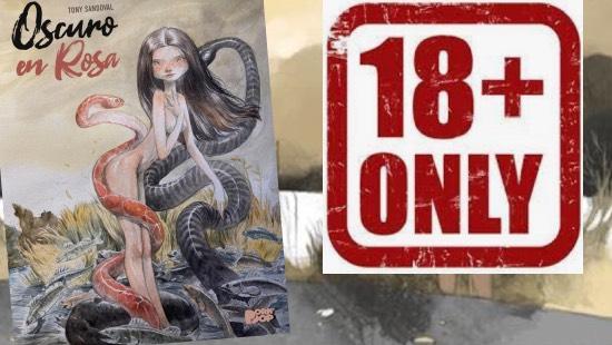 Oscuro en Rosa : Collection Porn'pop (+18) chez Glénat