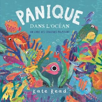 Panique dans l'océan – Un livre des couleurs palpitant