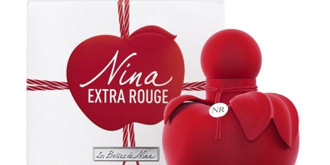 Nina Extra Rouge – La nouvelle fragrance addictive de Nina Ricci