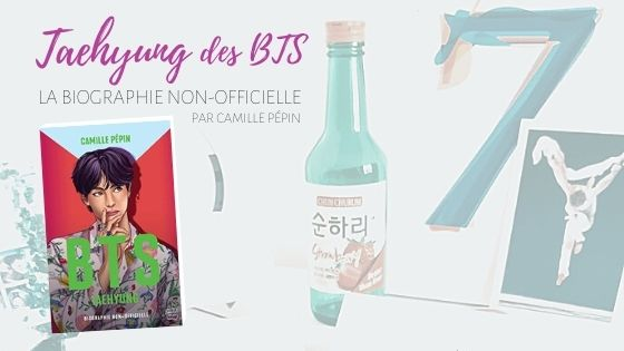 BTS Taehyung Camille Pépin