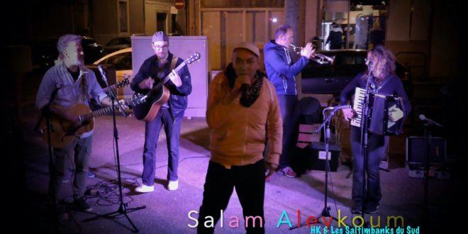 HK & Les Saltimbanks phénomène musical sur les routes de France