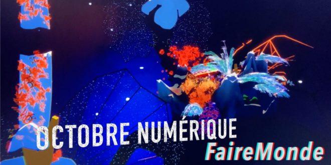 Octobre Numérique explore le monde virtuel à Arles