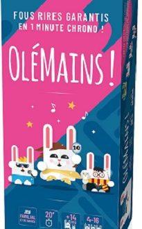 OléMains! Le jeu déclencheur de fous rires