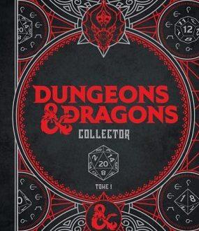 Dungeons & Dragons Collector, aux éditions Larousse