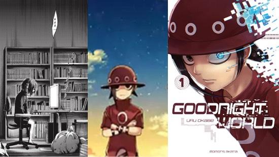 Goodnight World – Manga – Éditions Akata