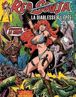 Les aventures originales de Red Sonja, le deuxième volume