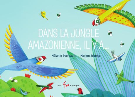 dans la jungle amazonienne