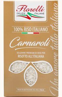 Florelli – une nouvelle gamme de riz, pour une cuisine italienne