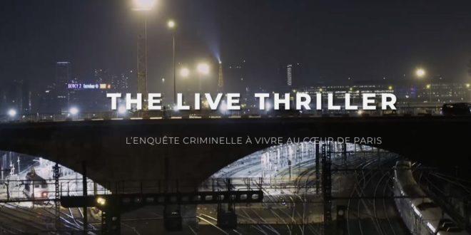 Nous avons testé The Live Thriller – Une véritable enquête pour de vrais frissons